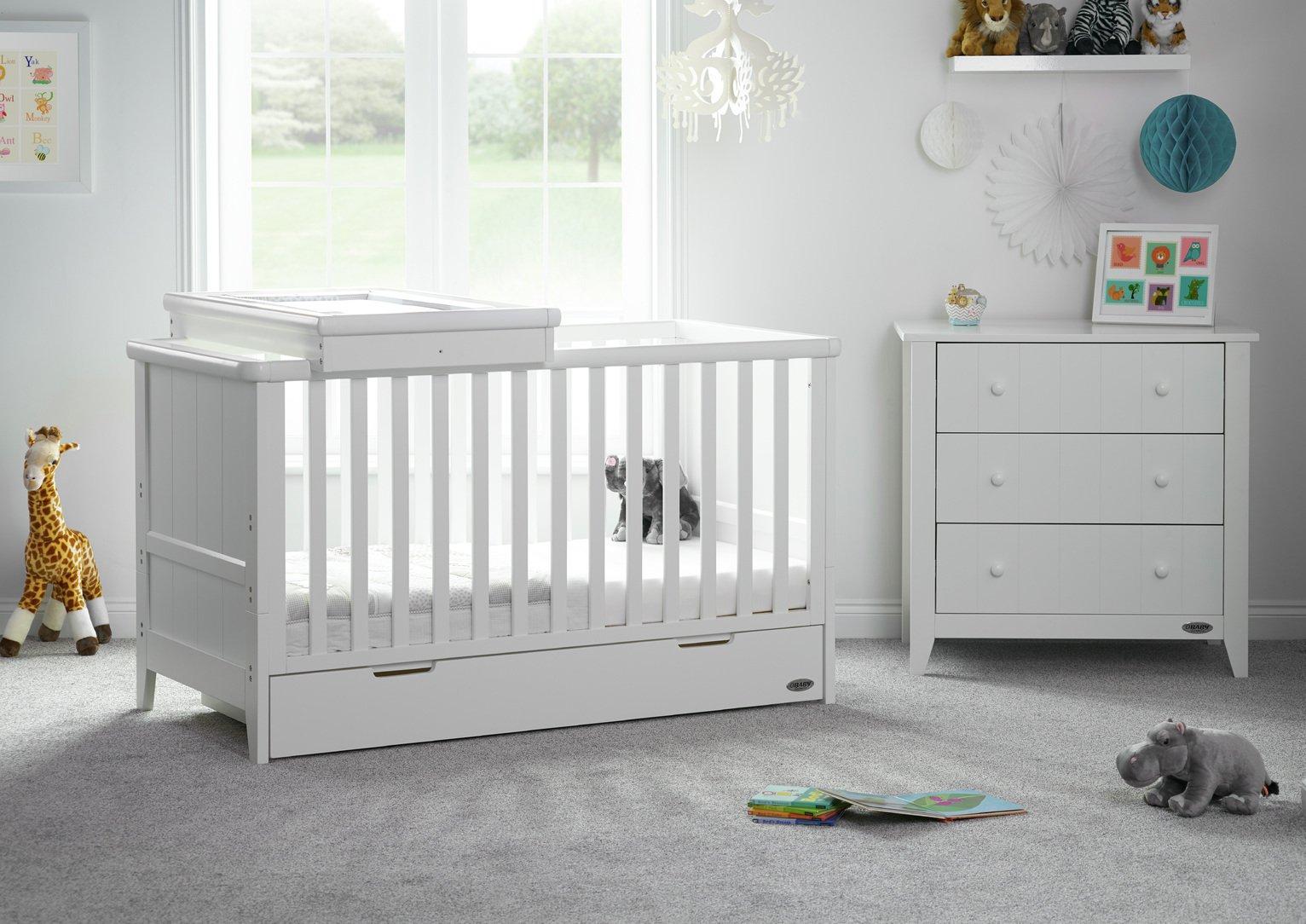 Obaby Belton 2 Piece Room Set - White