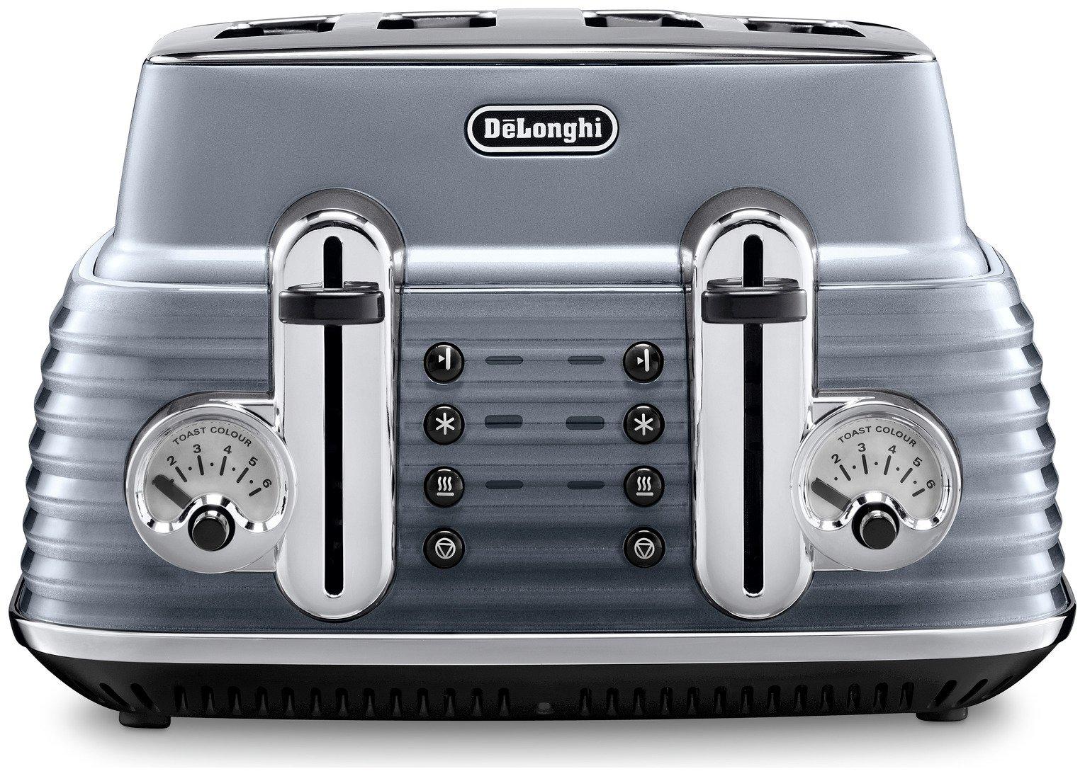 De'Longhi CTZ4003.GY Scultura - Grey