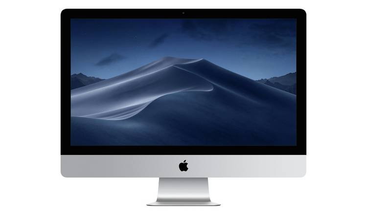 Apple iMac 2019 27in 5K i5 8GB 1TB Fusion AMD 570X Desktop