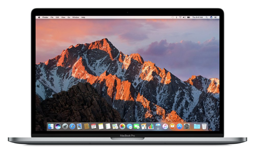 Apple MacBook Pro Touch 2019 15 Inch i7 16GB 256GB - Silver
