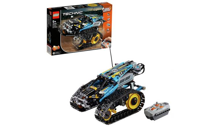 LEGO Technic Remote Control Stunt Racer Toy Car - 42095