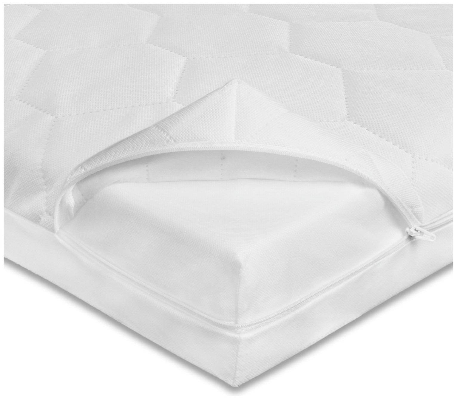 Mamas and papas 140 x 70cm sprung cot bed mattress