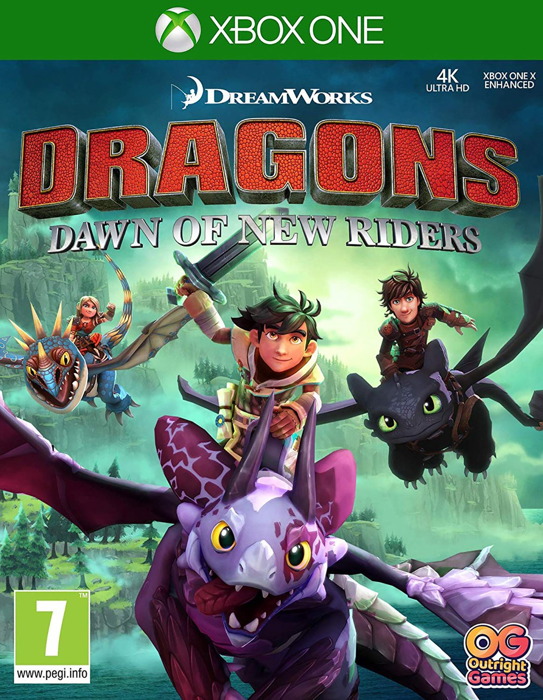 Dragons: Dawn of New Riders Xbox One Pre-Order Game