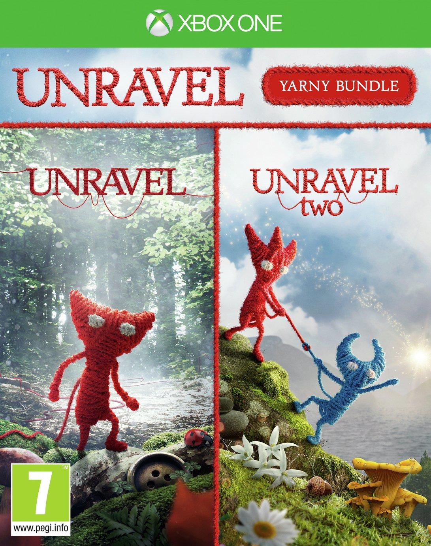 Unravel: Yarny Bundle Xbox One Game