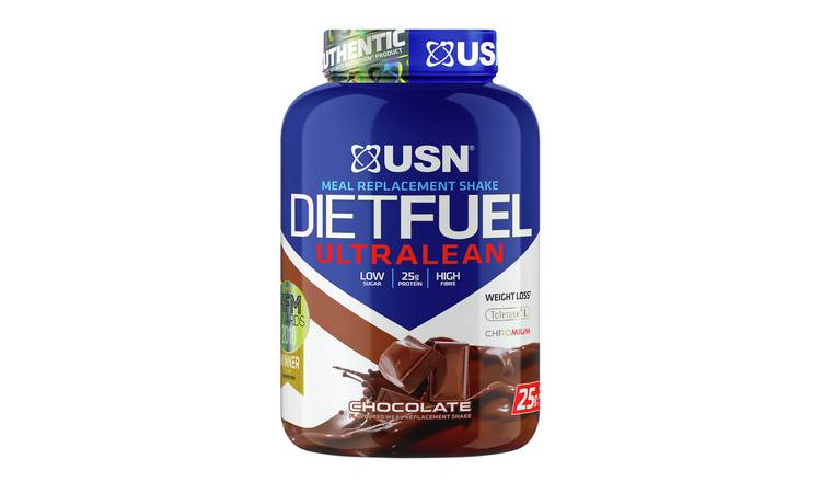 USN Diet Fuel Chocolate Ultralean - 2kg
