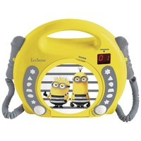 Lexibook Despicable Me CD Player with Mic