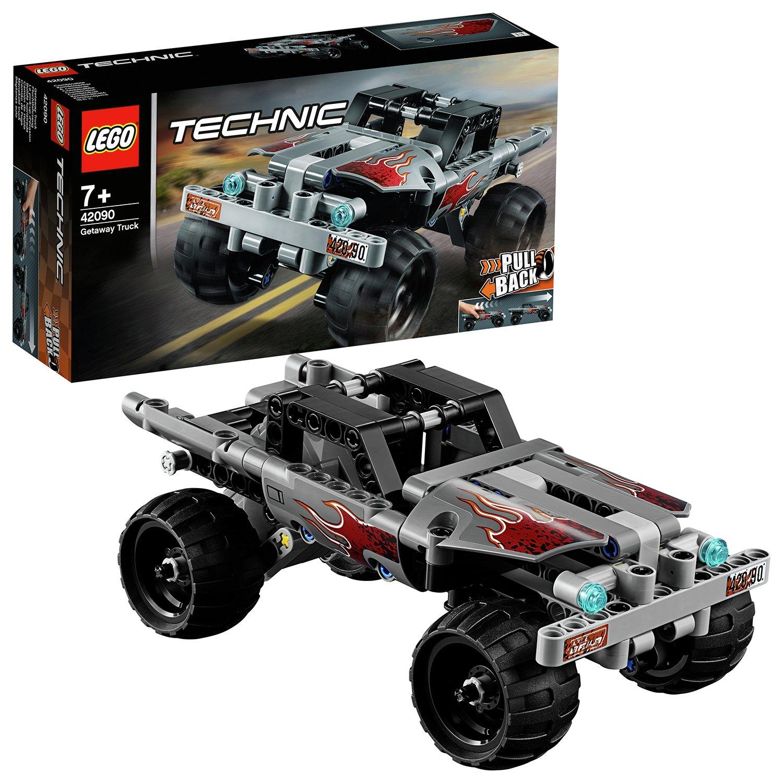 LEGO Technic Getaway Toy Truck - 42090