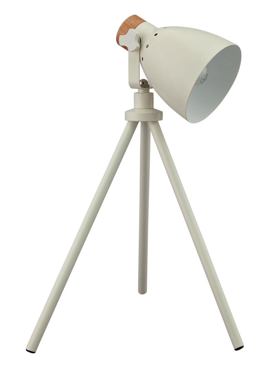 Argos Home Stockholm Cream Tripod Table Lamp