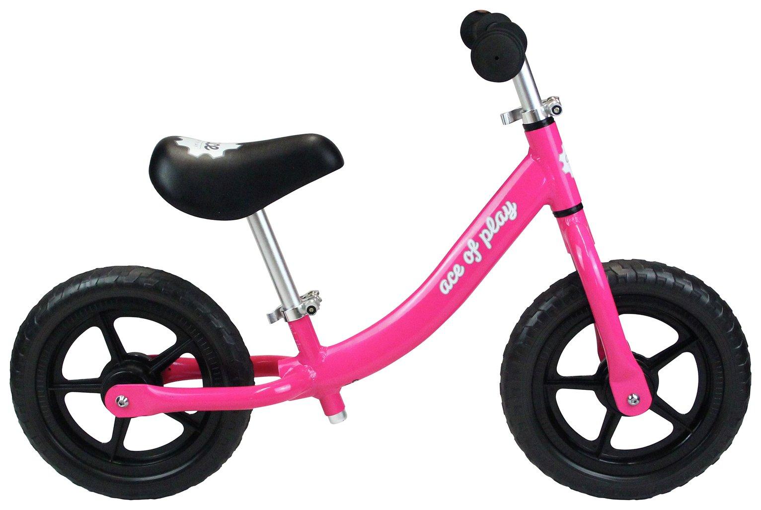 Ace of Play Balance Bike - Pink