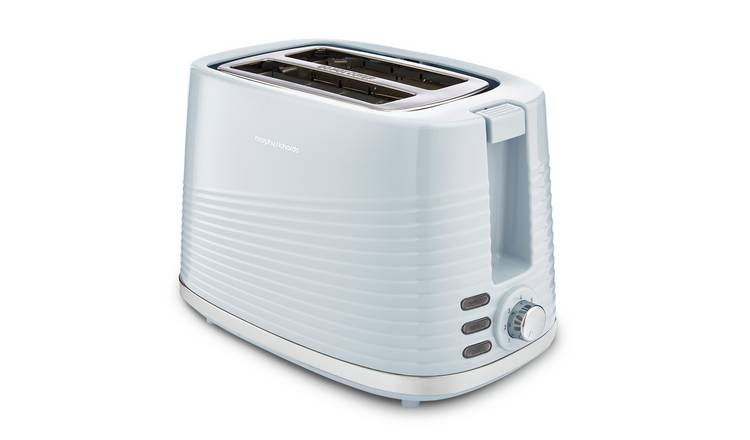 Morphy Richards 220030 Dune 2 Slice Toaster - Blue