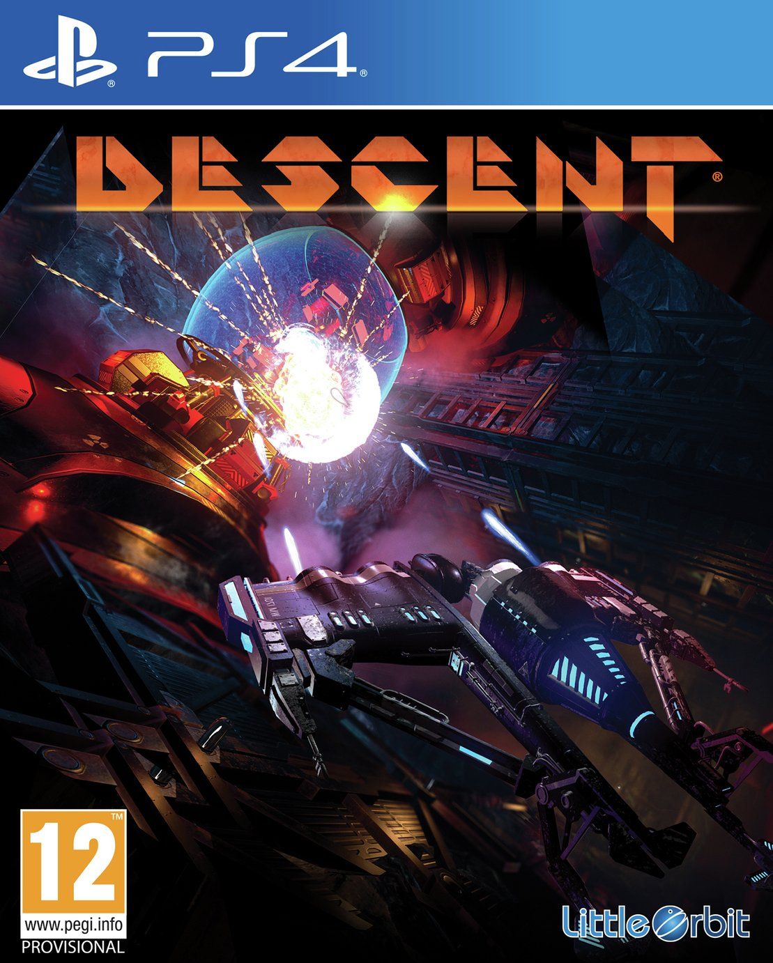 Descent PS4 Pre-Order Game
