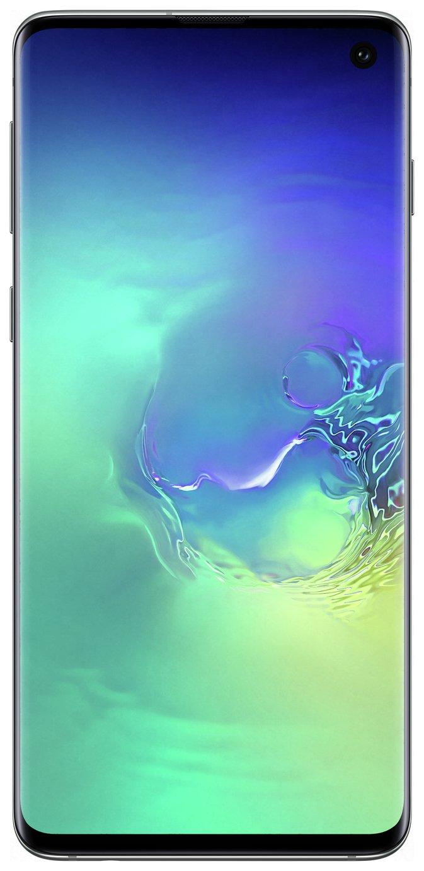 SIM Free Samsung Galaxy S10 128GB - Prism Green