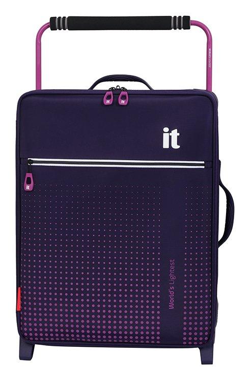 it Luggage World's Lightest 2 Wheel Soft Suitcase