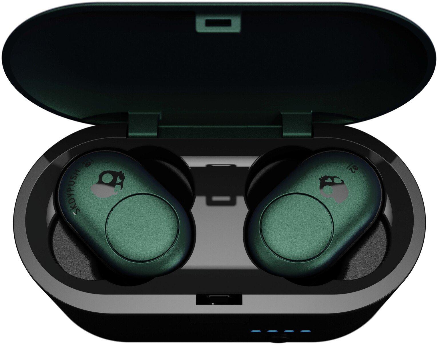 Skullcandy Push In-Ear True Wireless Headphones - Green