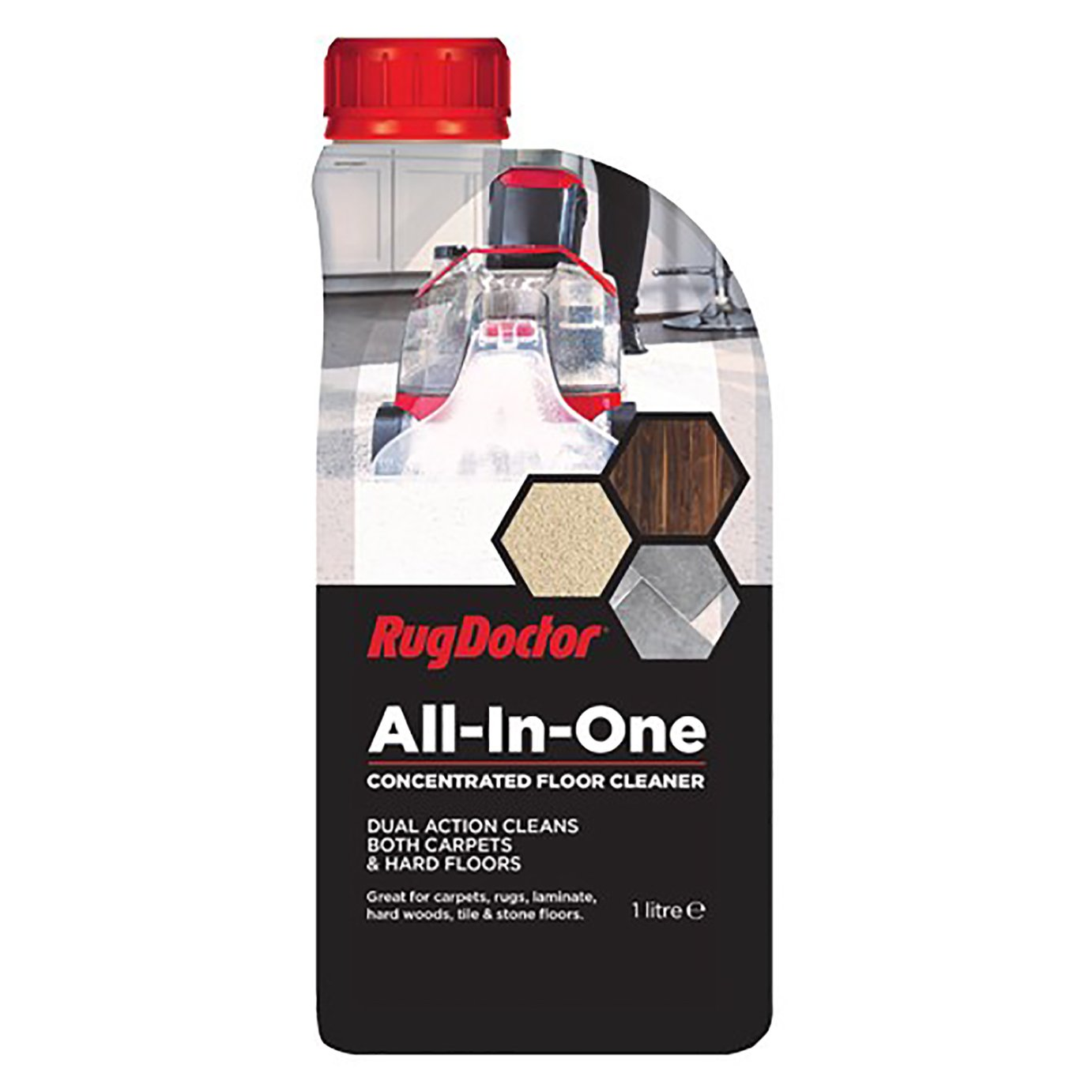 Rug Doctor All in One FlexClean 1L Cleaning Solution