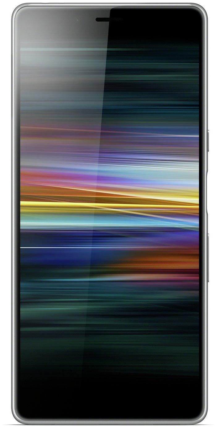 SIM Free Sony Xperia L3 32GB Mobile Phone - Silver