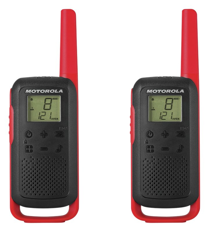 Motorola T62 PMR446 2-Way Radio - Twin