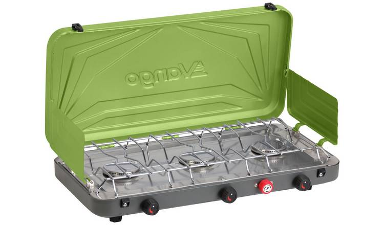 Vango Diner 3 Burner Gas Cooker