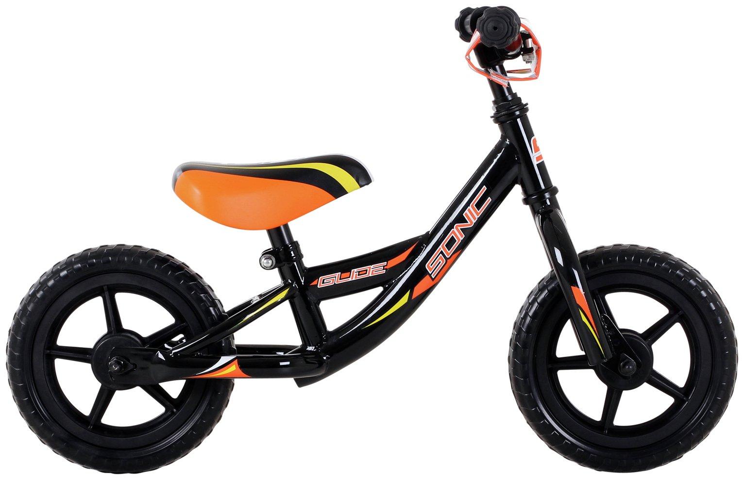 Sonic Glide 10 Inch Kids Bike