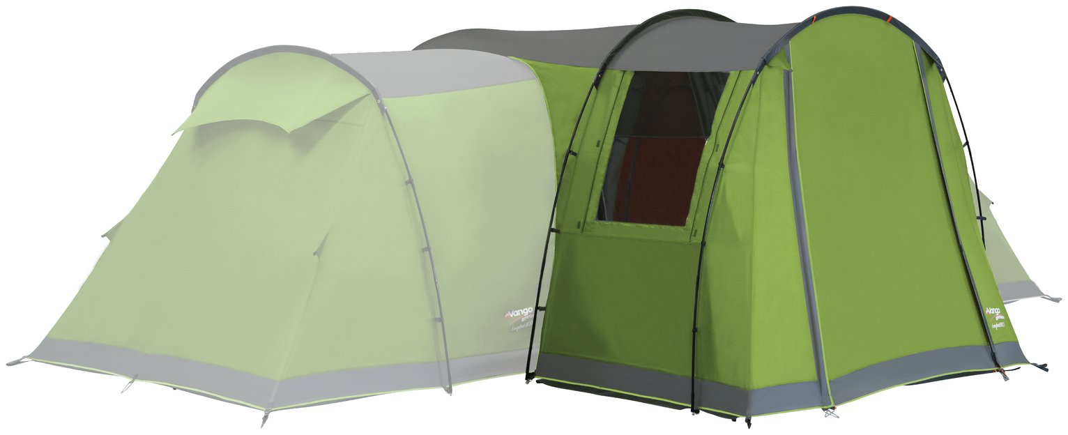 Vango Longleat 1 Man 1 Room Camping Tent Side Awning