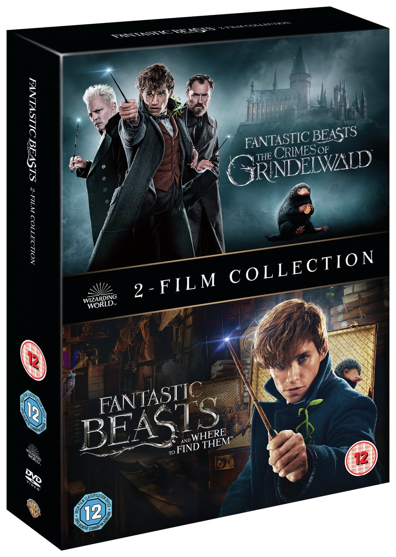 Fantastic Beasts Double Pack DVD Box Set