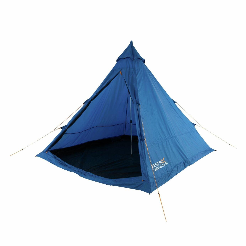 Regatta Zeefest 4 Man 1 Room Teepee Camping Tent