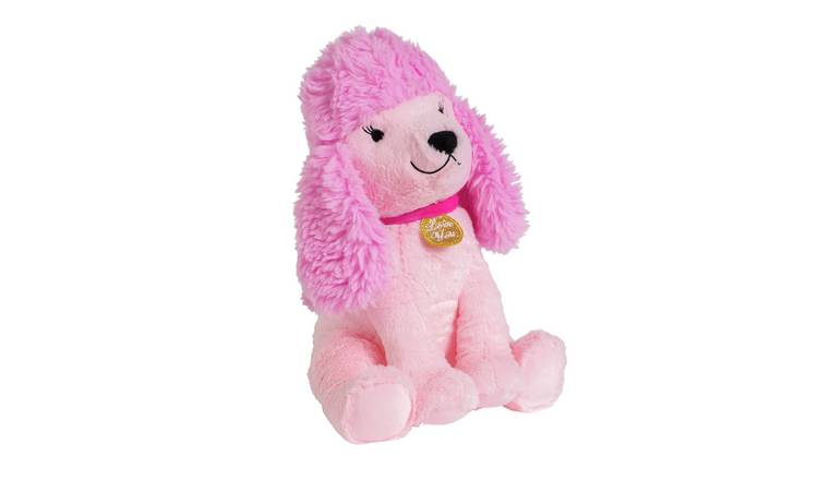 Argos Home Poodle Soft Toy