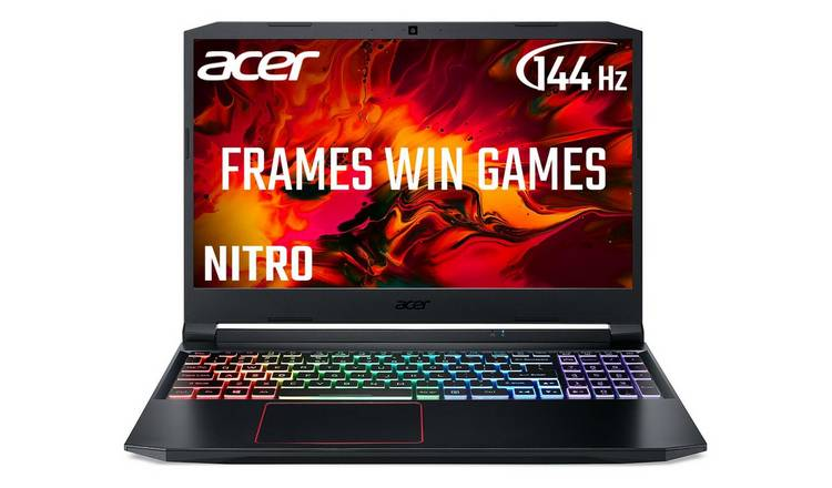 Acer Nitro 5 15.6in i7 8GB 512GB GTX1660Ti Gaming Laptop