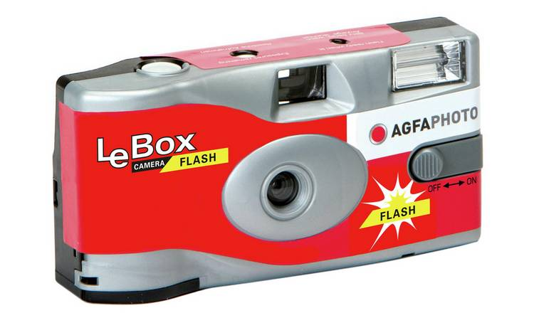 AGFA Single Use 27 Exposure Camera