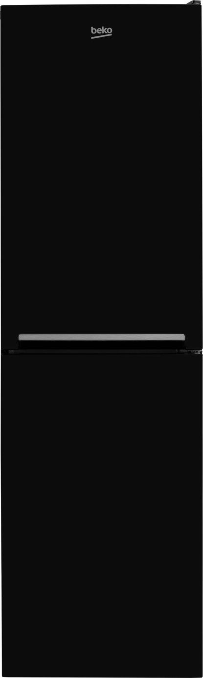 Beko CFG3582B Fridge Freezer - Black