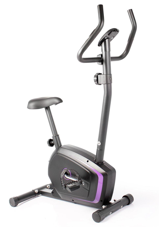 Opti Magnetic Exercise Bike Purple