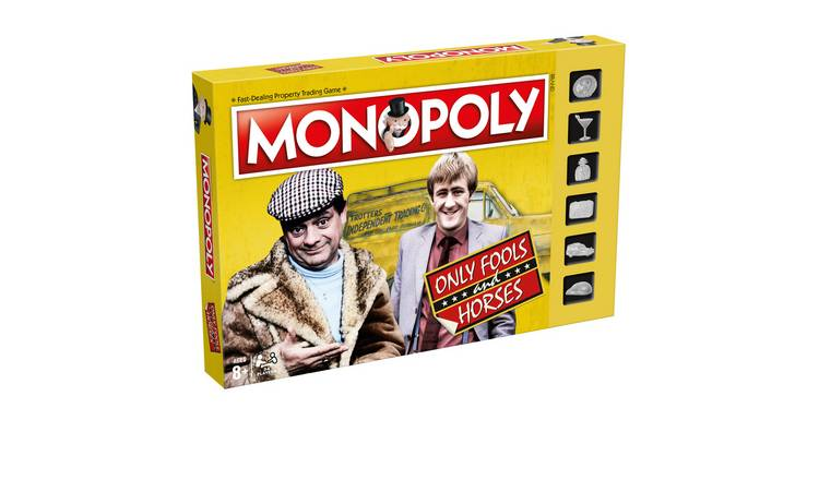 Only Fools & Horses Monopoly