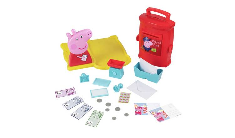 Peppa Pig Peppa's Post Office Playset