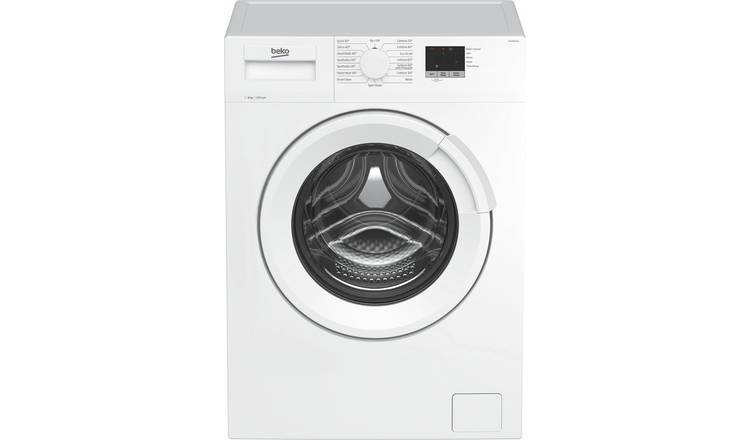 Buy Beko WTL82051W 8KG 1200 Spin Washing Machine - White ...