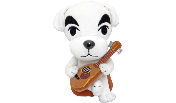 Nintendo Animal Crossing K.K. Slider Plush Toy