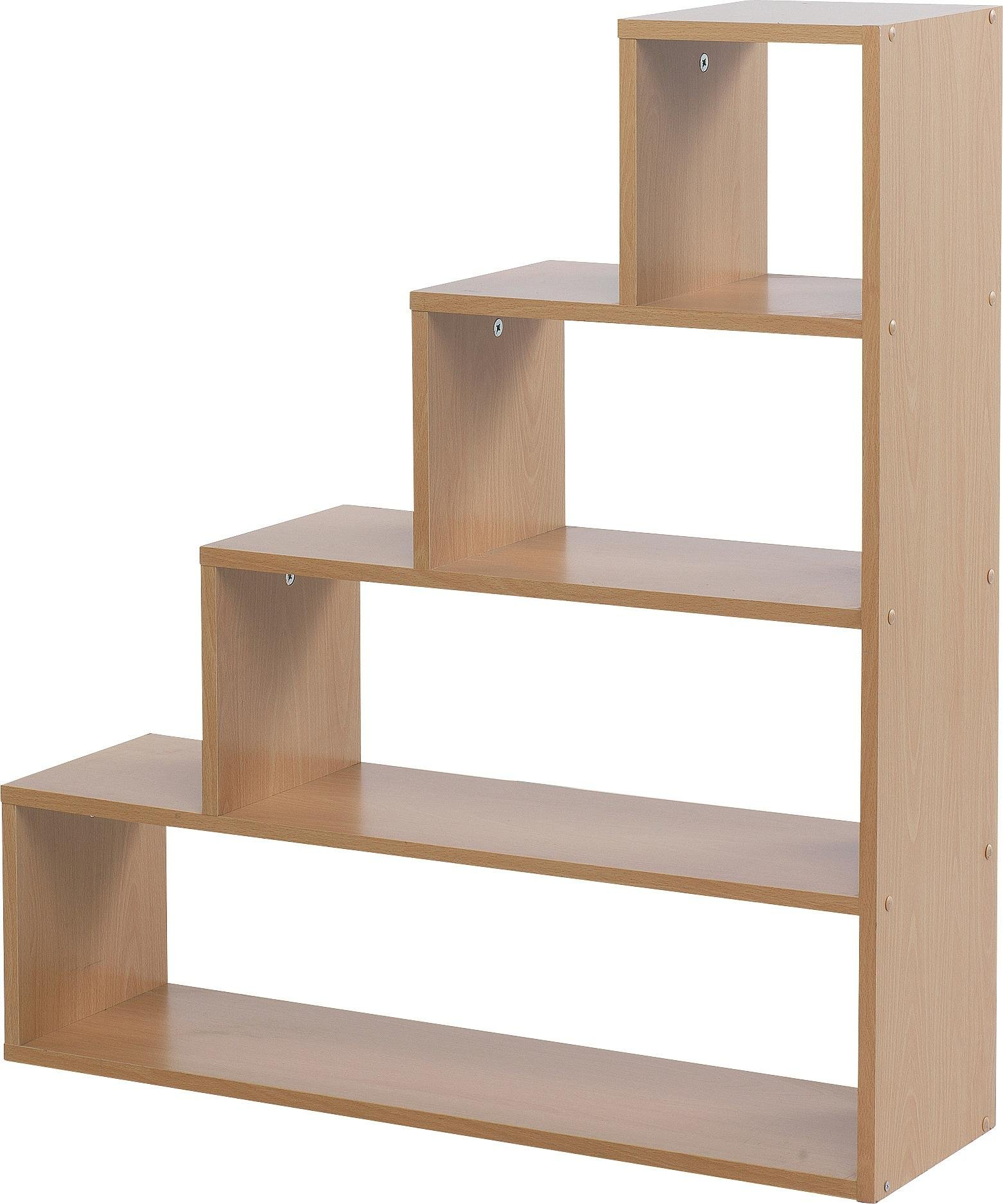 Under Stairs Shelving Unit buy home understairs shoe storage unit - beech effect at argos.co