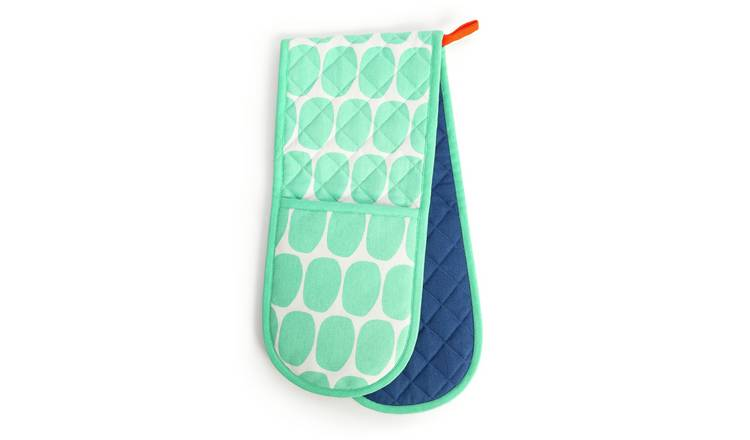 Habitat Mix it up Double Oven Gloves