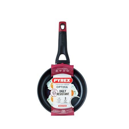 Pyrex Optima 20cm Non Stick Aluminium Frying Pan
