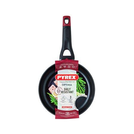 Pyrex Optima 22cm Non Stick Aluminium Frying Pan