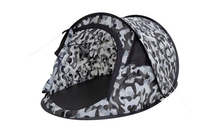 Camo 2 Man Pop Up Tent