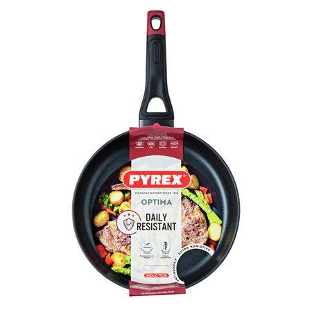 Pyrex Optima 28cm Non Stick Aluminium Frying Pan