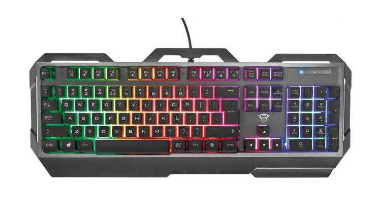 Trust GXT856 Torac Wired Gaming Keyboard