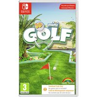 3D Mini Golf Nintendo Switch Game