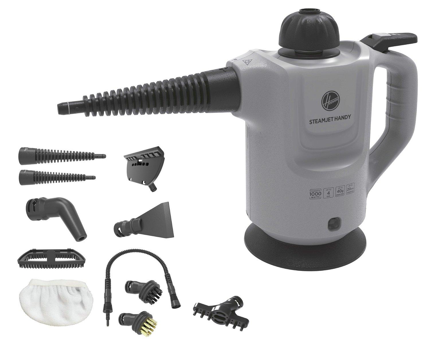 Hoover SGE1000 SteamJet Handheld Steam Cleaner