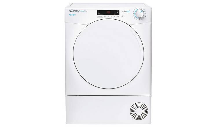 Candy CSOV8DF 8KG Vented Tumble Dryer - White