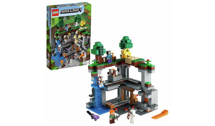 LEGO Minecraft The First Adventure Building Set 21169