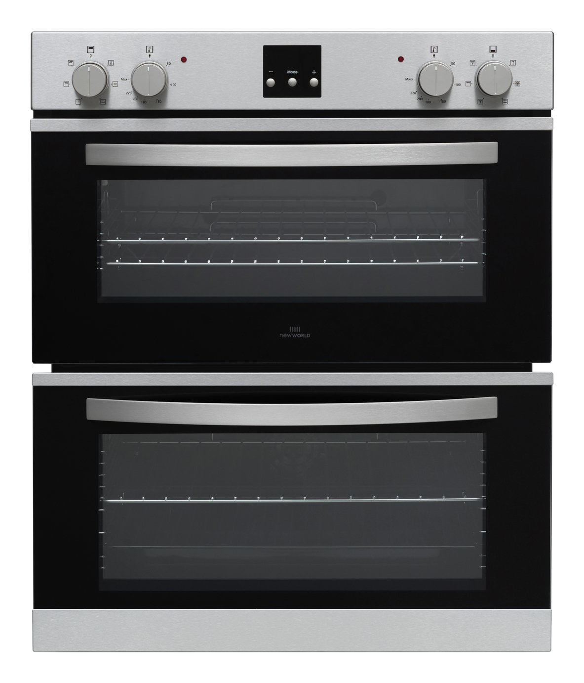 New World NWCMBUOI Built Under Double Electric Oven - Inox