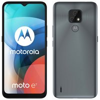 SIM Free Motorola E7 Mobile Phone - Grey