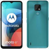 SIM Free Motorola E7 512GB Mobile Phone - Blue