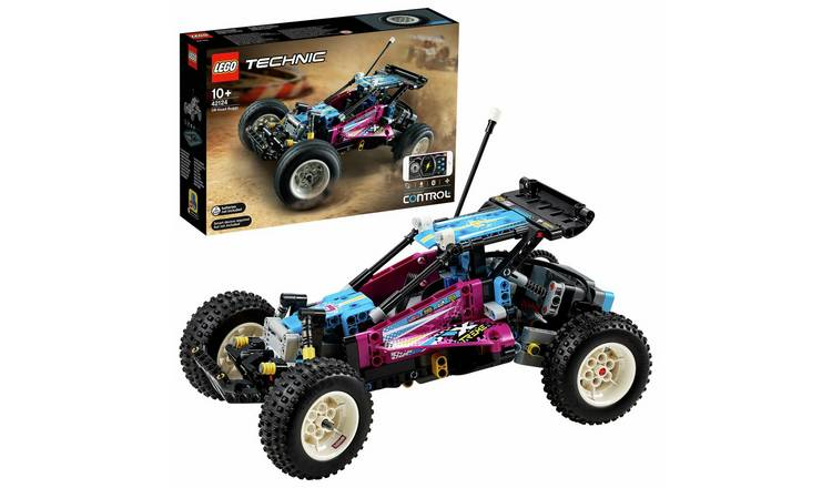 LEGO Technic Control+ Remote Controlled Off-Road Buggy 42124